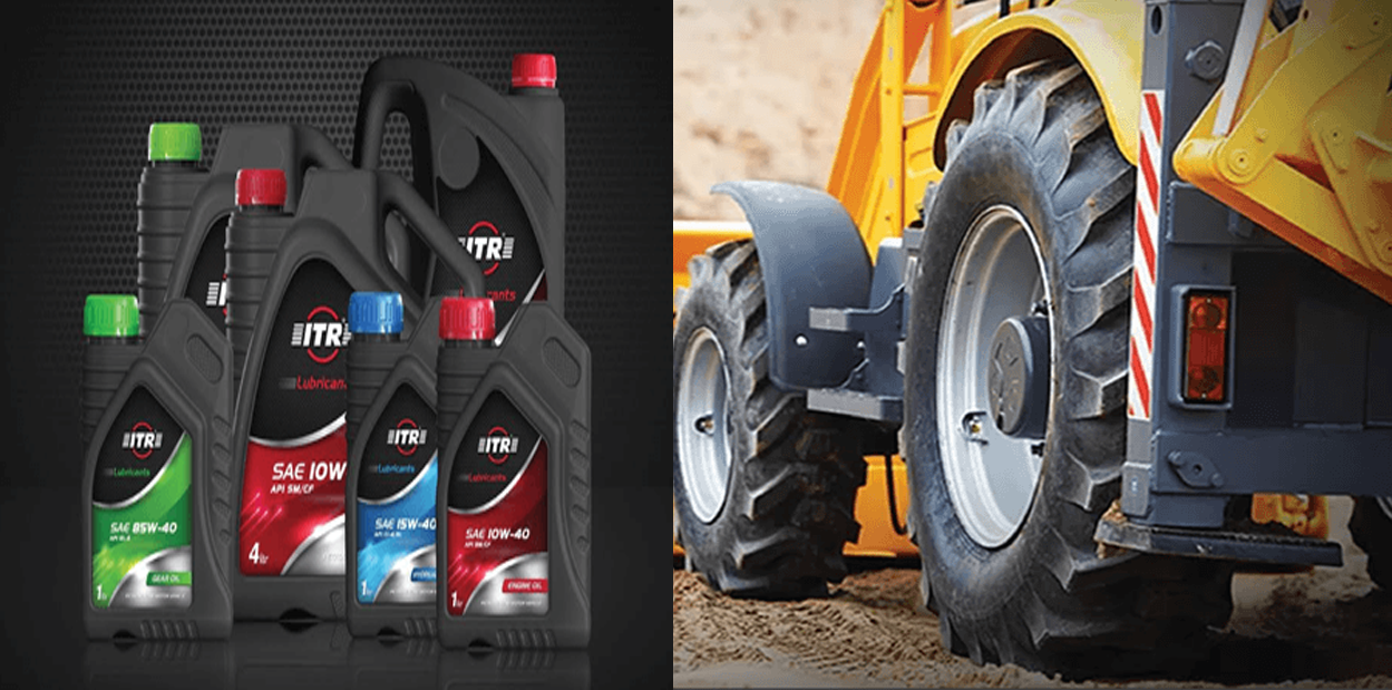 TYRES AND LUBRICANTS